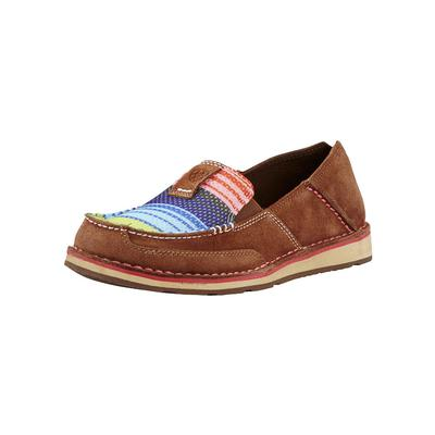Ariat Women's Palm Brown Serape Cruiser Shoes