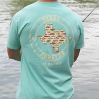 Burlebo Men's Texas Forever T-Shirt