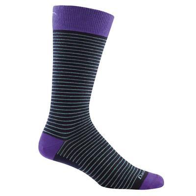 Darn Tough Men's Classically Striped Crew Socks
