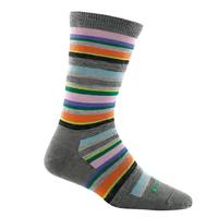 Darn Tough Women's Sassy Striped Crew Socks