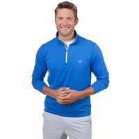 Southern Tide Men's Performance Zip Pullover