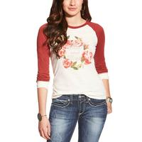 Ariat Women's Blaire Graphic Longsleeved T-Shirt
