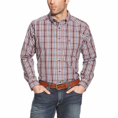 Ariat Men's Classic Fit Paddington Shirt