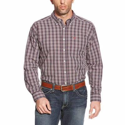 Ariat Men's Zachary Wrinkle Free Shirt