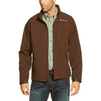 Ariat Men's Vernon Coffeebean Softshell Jacket