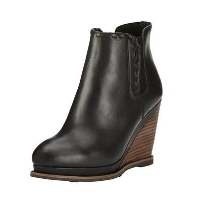 Ariat Women's Belle Limousin Wedge Ankle Boots