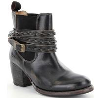 Bedstu Women's Lorn Belted Ankle Boots