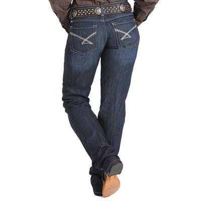 Cinch Women's Kylie Mid- Rise Bootcut Jeans