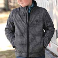 Cinch Boys Printed Bonded Jacket