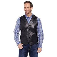 Sidran Cripple Creek Men's Nappa Lamb Leather Vest