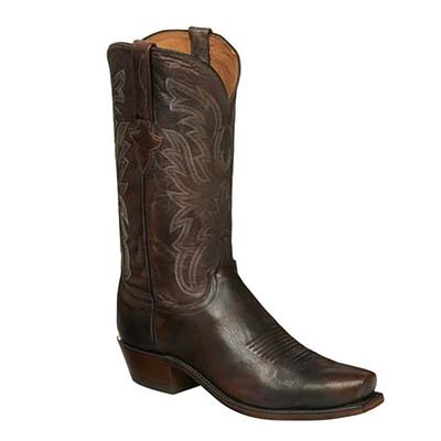 Lucchese Men's Milo Antique Pearwood Tan Boots
