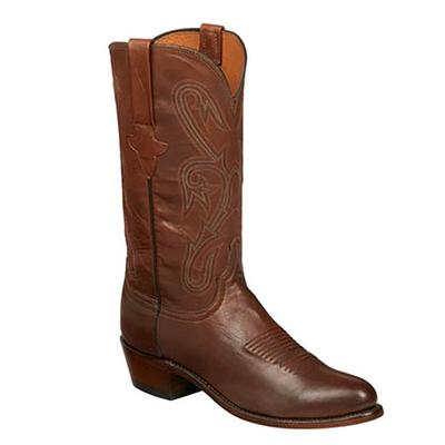 Lucchese Men's Colt Antique Tan Boots