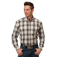 Roper Men's Vintage Ombre Shirt