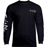 Salt Life Men's Aquaholic Long Sleeve T-Shirt