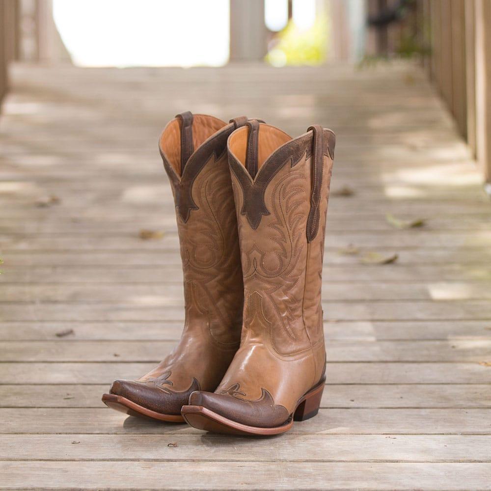 lucchese s bernadette boots