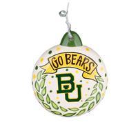 Glory Haus Baylor Puff Ornament