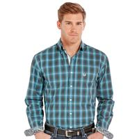 Rough Stock Men's Barrow Antique Long Sleeve Shirt