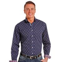 Panhandle Slim Men's Meribel Vintage Long Sleeve Shirt