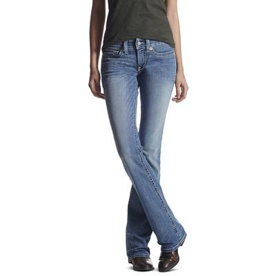 Ariat Women's Real Boot Crescent Jeans