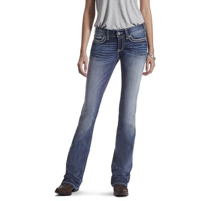 Ariat Women's Real Low Rise Cortez Jeans