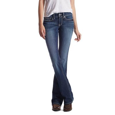 Ariat Women's Real Mid Rise Morgan Jeans