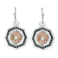 Montana Silversmiths's Prairie Daisy Earrings