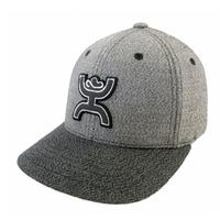 Hooey Youth Onyx Reflective Logo Cap