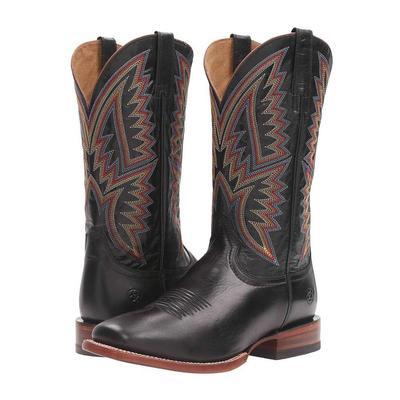 Ariat Men's Hesston Midnight Black Boots