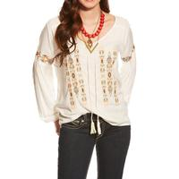 Ariat Women's Marrakesh Scoopneck Top