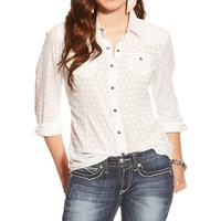 Ariat Women's Carol Textured Snap Shirt