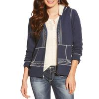 Ariat Women's Kristy Sherpa-Lined Hoodie