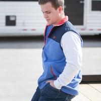 Southern Tide Men's Cambridge Fleece Vest