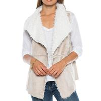 Dylan Women's Shaggy Hook Up Vest