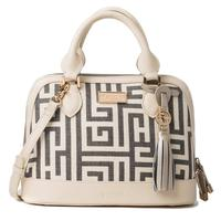 Spartina 449 Women's De Renne AKA Monogram Bowler Bag