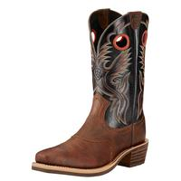 Ariat Men's Heritage Roughstock Bar Top Boots