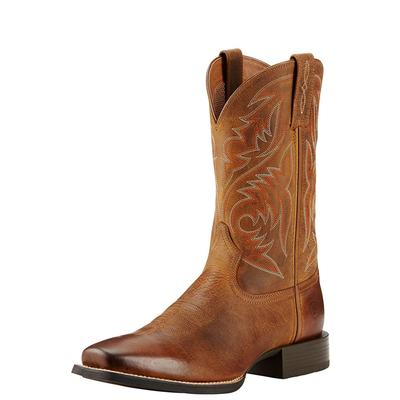 Ariat Men's Brown Sport Herdsman Boots