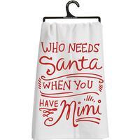 I Have MiMi Dish Towel