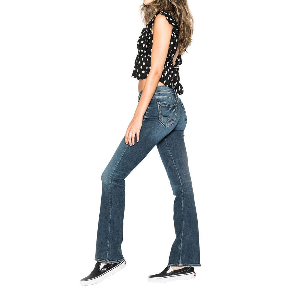 62dda69d846 Silver Women s Dark Wash Suki Bootcut Jeans