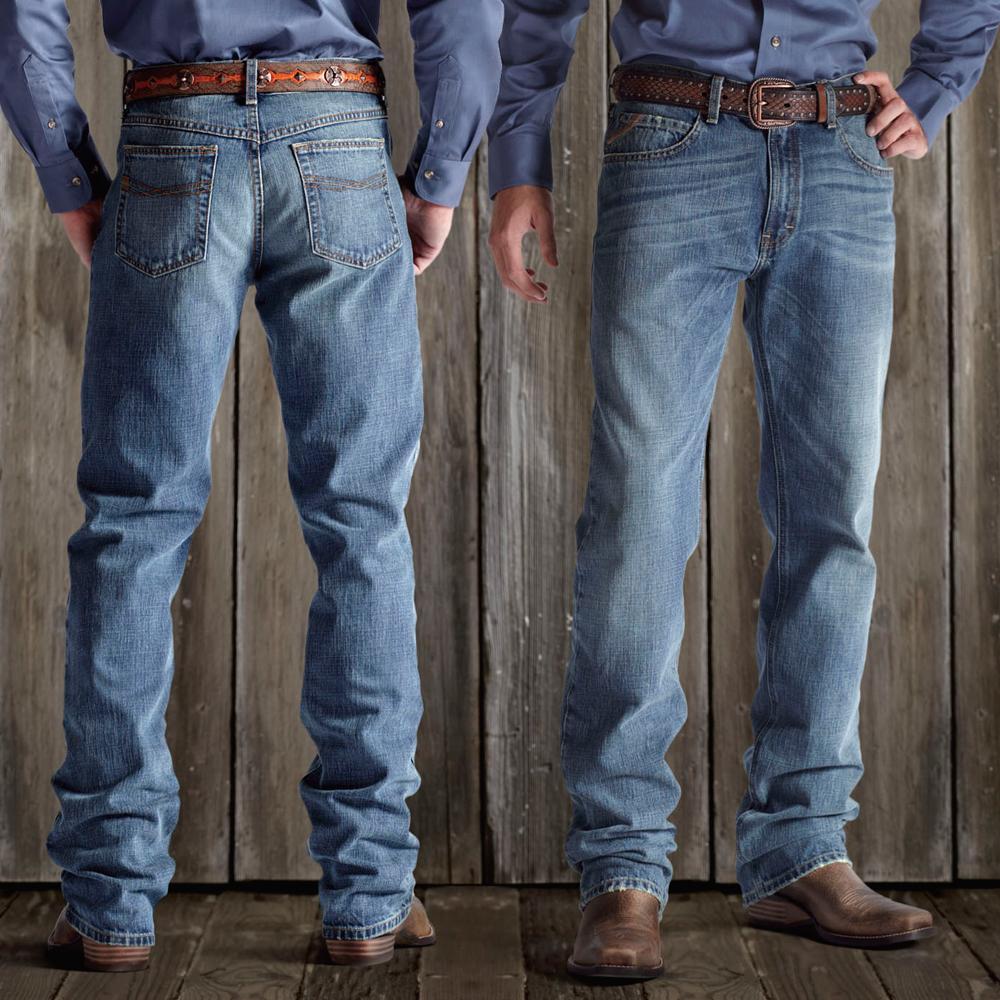 Ariat Mens M2 Relaxed Granite Jeans
