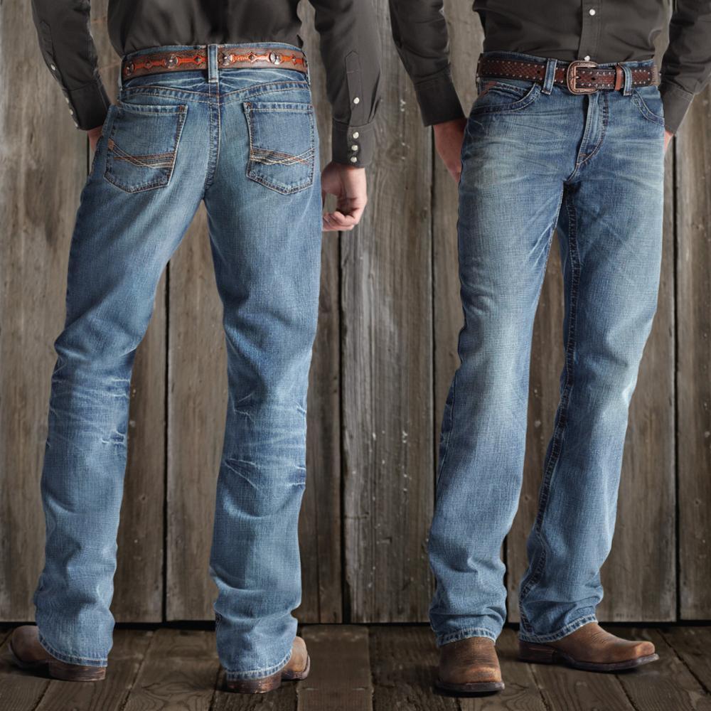 Ariat M4 Low Rise Scoundrel Mens Jeans D Amp D Texas Outfitters
