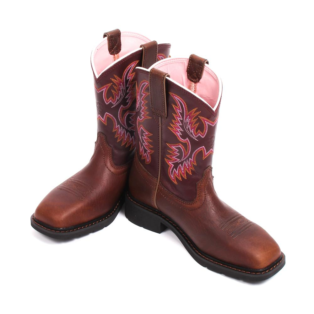 Ariat Krista Pull-On Womens Work Boots | D&ampD