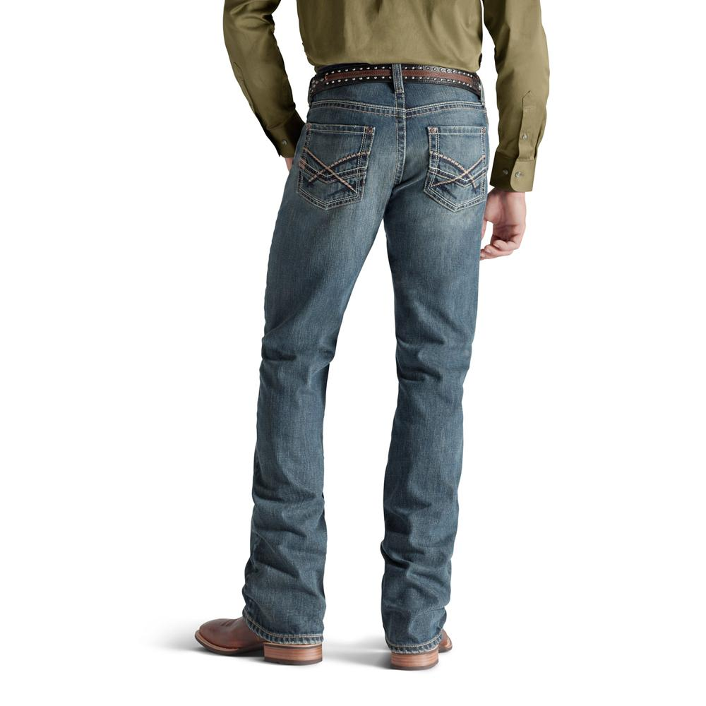 Boot Cut Mens Jeans