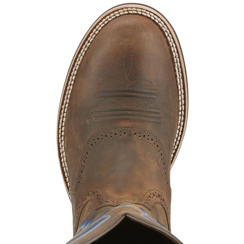 ariat quantum crepe boot