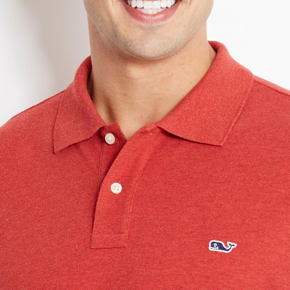 1842cd3b Vineyard Vines Long- Sleeve Classic Polo. Tap to expand