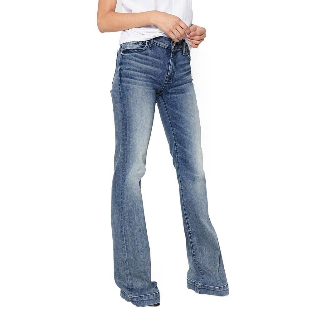 7 For All Mankind Jeans 7 For All Mankind Jeans 7 For All Mankind Women s  Tailorless Dojo In Wall Street Heritage Jeans d50566b4a