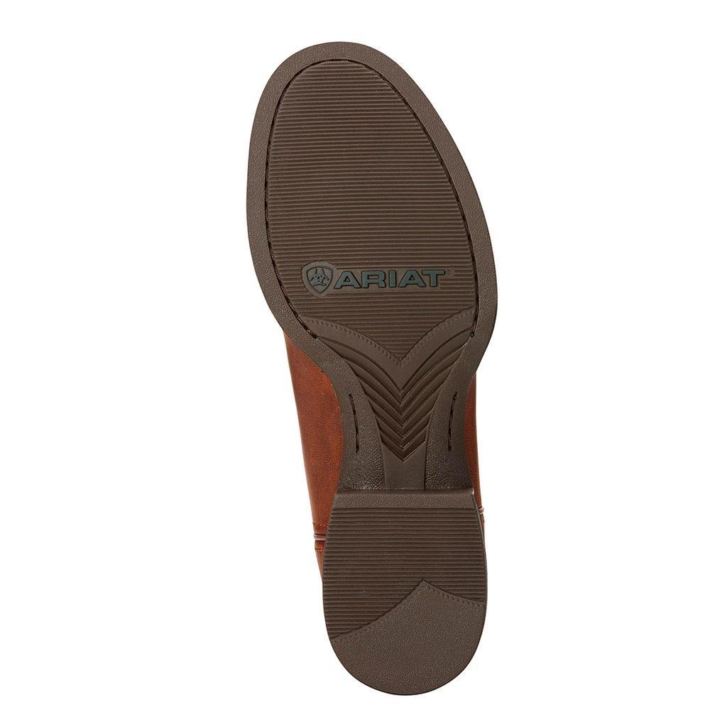 b76d5e72dd9 Ariat Men's Rafter Tan Sport Horseman Boots