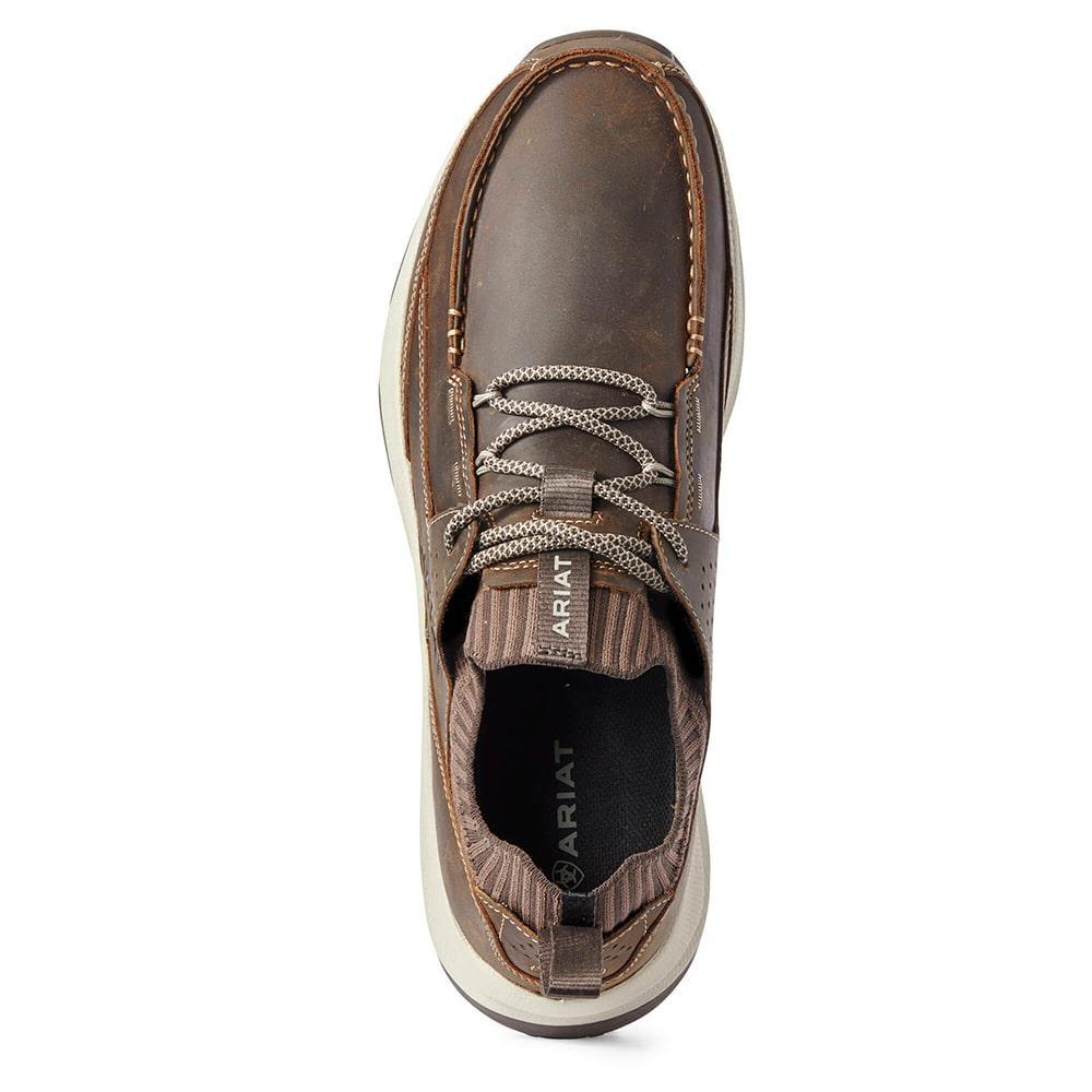 Ariat Men's Distressed Tan Sneakers