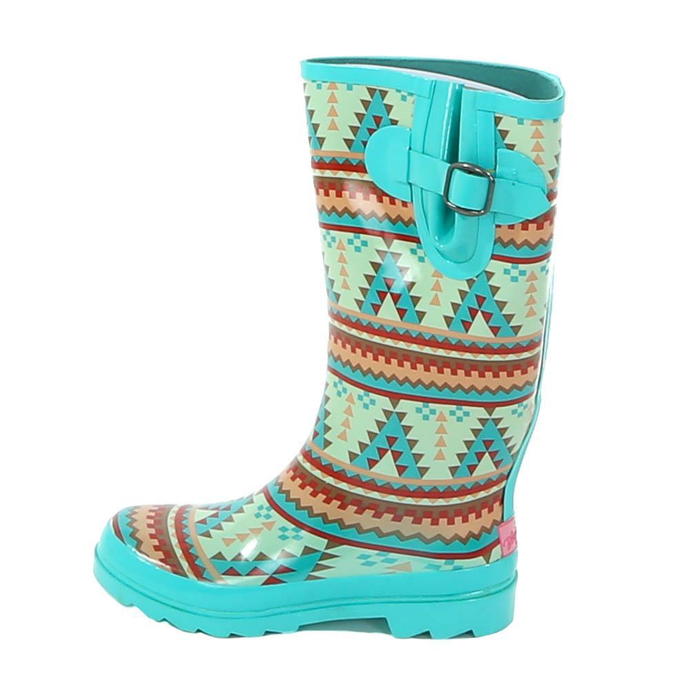 Blazin Roxx Dakota Aztec Rain Boot D Amp D Texas Outfitters