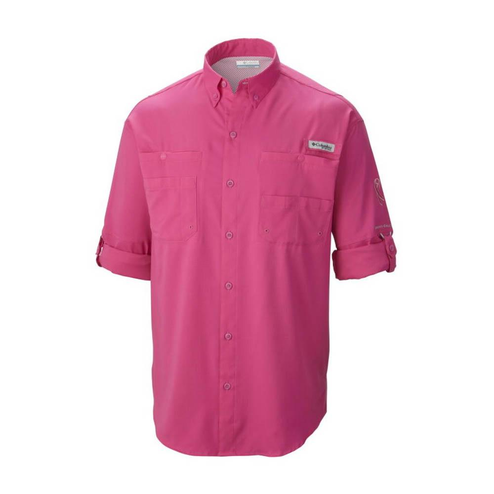 Pink columbia shirt is shirt for Men s columbia fishing shirts