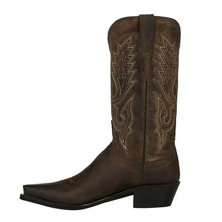 9d29ff06b77 Lucchese Mens Lewis Western Boot